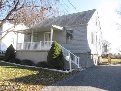 Parkville MD Single Family Home For Sale: $195,000