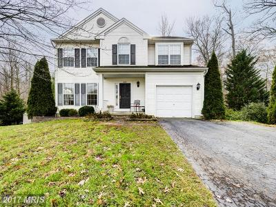 Baltimore Single Family Home For Sale: 12801 Sand Dollar Way