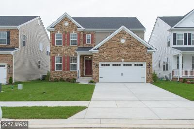 Baltimore Single Family Home For Sale: 972 Morgan Run Road