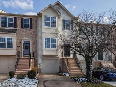 Cockeysville MD Townhouse For Sale: $369,900
