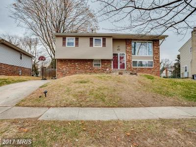 Randallstown MD Single Family Home For Sale: $260,000