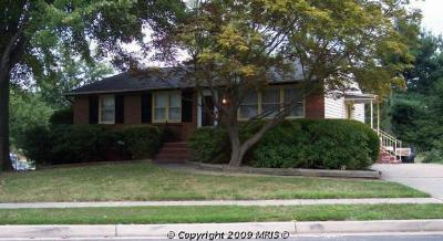 Single Family Home Sold: 8816 Stephanie Road