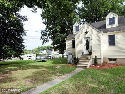 Baltimore Single Family Home For Sale: 903 Frankewitz Road