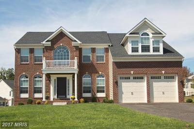 Rosedale Single Family Home For Sale: 45013 Bucks School House Road