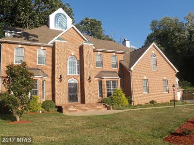 Baltimore Single Family Home For Sale: 101 Saint Thomas Lane