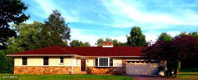 Baldwin Single Family Home For Sale: 4821 Carroll Manor Road