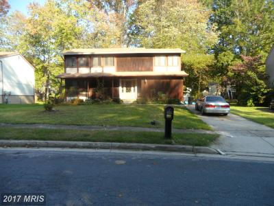 Randallstown Single Family Home For Sale: 7 Holshire Court