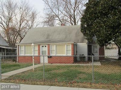 Baltimore Single Family Home For Sale: 3154 Baybriar Road