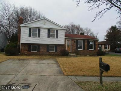 Baltimore Single Family Home For Sale: 9006 Scotts Haven Drive