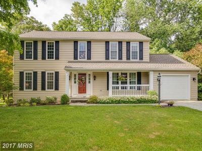 Cockeysville Single Family Home For Sale: 17 Dulaney Hills Court