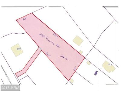 Middle River Residential Lots & Land For Sale: 2007 Pawnee Road