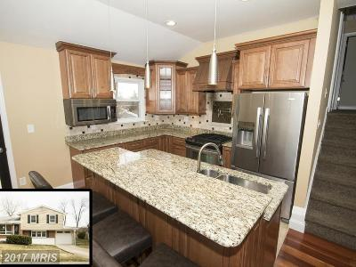Rosedale, Towson Single Family Home For Sale: 930 Cromwell Bridge Road