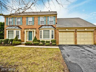 Catonsville Single Family Home For Sale: 1019 Vineyard Hill Road