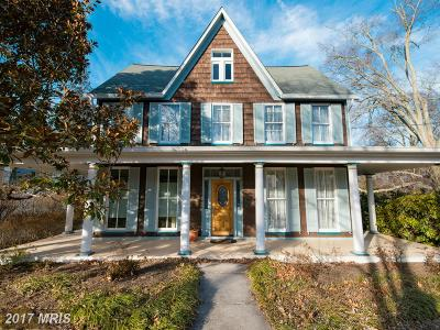Lutherville Timonium Single Family Home For Sale: 212 Seminary Avenue W