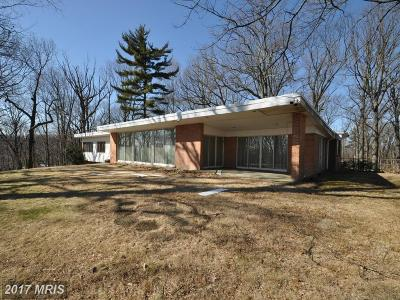 Pikesville Single Family Home For Sale: 2801 Old Court Road