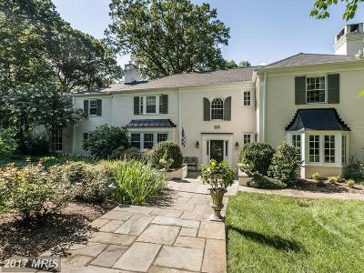 Owings Mills Single Family Home For Sale: 3110 Caves Road