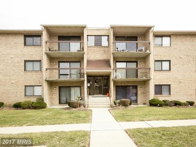 Catonsville Condo For Sale: 1 Summit Hill Court #C-1