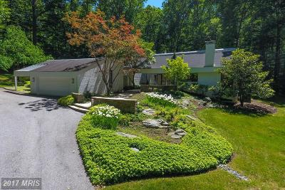 Owings Mills Single Family Home For Sale: 2503 Caves Forest Road