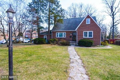 Single Family Home For Sale: 8451 Pleasant Plains Road