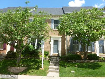 Cockeysville Townhouse For Sale: 17 White Pine Court