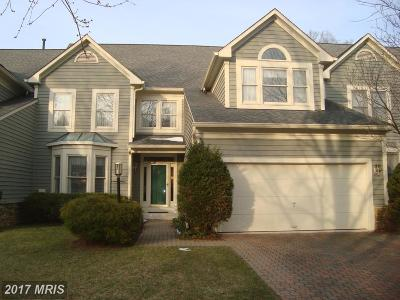 Hunt Valley, Lutherville Timonium Townhouse For Sale: 3 Sawgrass Court