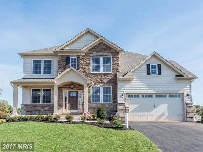 Reisterstown Single Family Home For Sale: Saffell Road #LOT 16