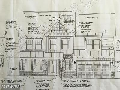 Reisterstown Single Family Home For Sale: Saffell Road #LOT 8