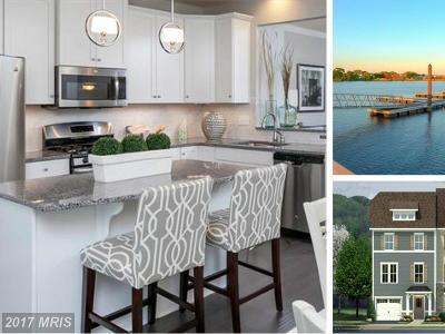Baltimore Townhouse For Sale: 8214 Seaworthy Way