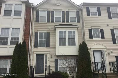 Middle River Townhouse For Sale: 912 Lowe Road