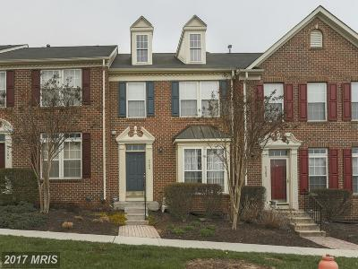 Perry Hall Townhouse For Sale: 9304 Indian Trail Way
