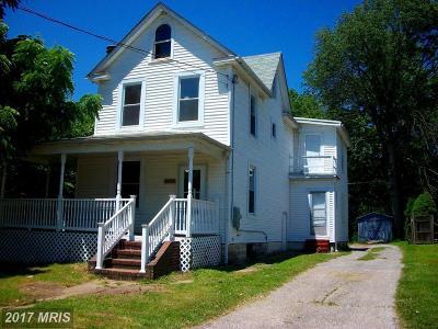 Halethorpe Single Family Home For Sale: 4712 Washington Boulevard