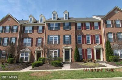 Perry Hall Townhouse For Sale: 5045 Cameo Terrace