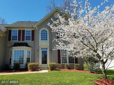 Owings Mills Single Family Home For Sale: 809 Crystal Palace Court