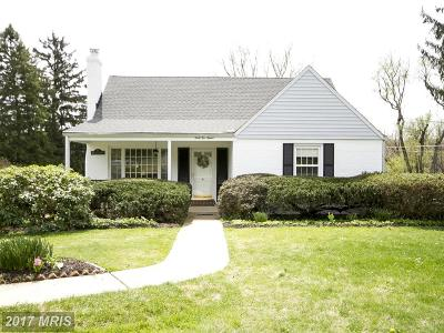 Glen Arm Single Family Home For Sale: 4215 Manorview Road