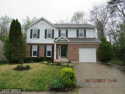 Baltimore Single Family Home For Sale: 9318 Hines Estates Drive