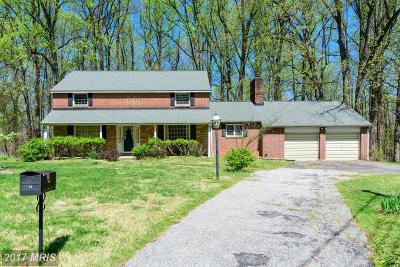 Perry Hall Single Family Home For Sale: 16 Fox Hill Court