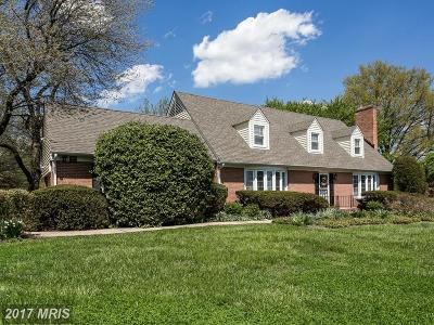 Lutherville Timonium Single Family Home For Sale: 1 Yorkview Drive
