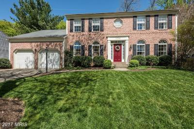Lutherville Timonium Single Family Home For Sale: 11710 Mayfair Field Drive