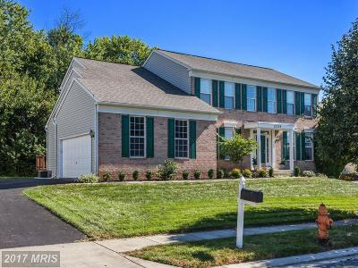Reisterstown Single Family Home For Sale: 12309 High Stakes Drive