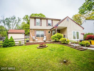 Perry Hall Single Family Home For Sale: 4904 Tartan Hill Road