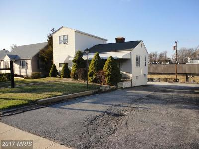 Rosedale, Towson Single Family Home For Sale: 1416 Joppa Road