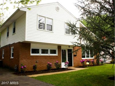 Towson Single Family Home For Sale: 918 Beaverbank Circle