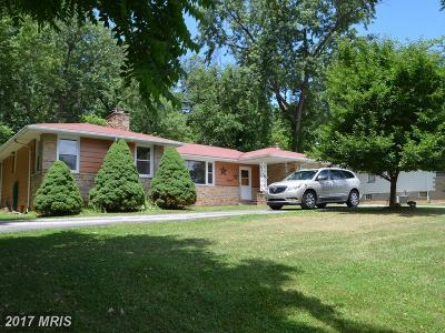 Catonsville Single Family Home For Sale: 1412 Woodcliff Avenue