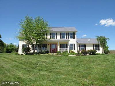 Reisterstown Single Family Home For Sale: 15251 Dover Road