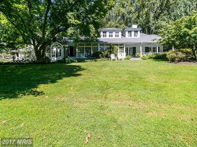 Lutherville, Lutherville Timonium, Timonium Single Family Home For Sale: 1230 Greenspring Valley Road