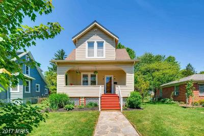 Rosedale, Towson Single Family Home For Sale: 104 Linden Terrace