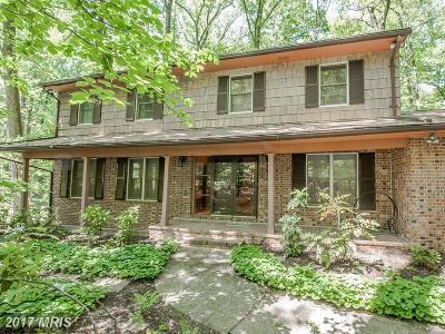 Owings Mills Single Family Home For Sale: 8 Bucksway Road