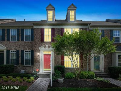Perry Hall Townhouse For Sale: 5085 Cameo Terrace