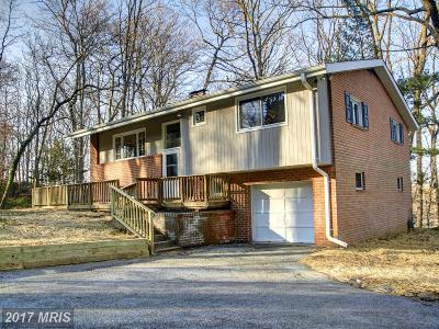 Towson Single Family Home For Sale: 915 Cromwell Bridge Road
