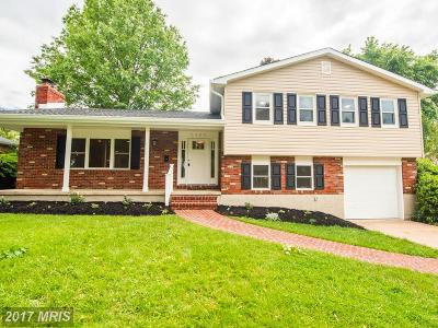 Lutherville Timonium Single Family Home For Sale: 2409 Eastridge Road